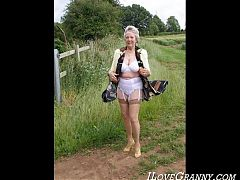 ILoveGrannY - Amateur Ready For Sex Adventures
