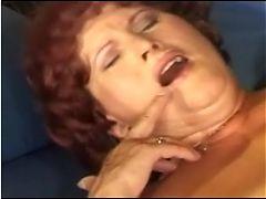 BBW Mature Granny Anal