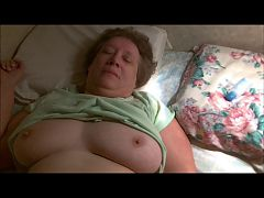 Mature BBW Wife Fucking and toys